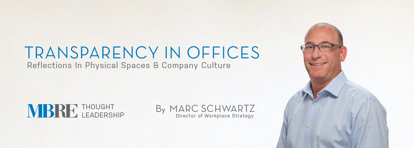 Transparency in Offices - Marc Schwartz